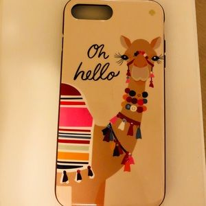 iPhone 8+ Kate Spade Camel Case